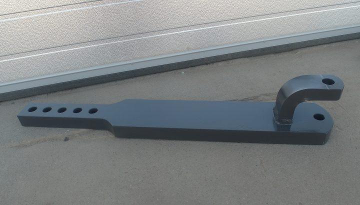 Hærdet trækbom - Fendt gaffeltræk
